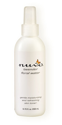 Lavender floral water by Nuvo Cosmetics