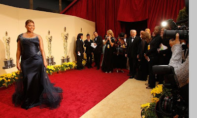 Queen Latifah at 2009 Oscars