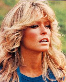 Farrah Fawcett's Famous Hair