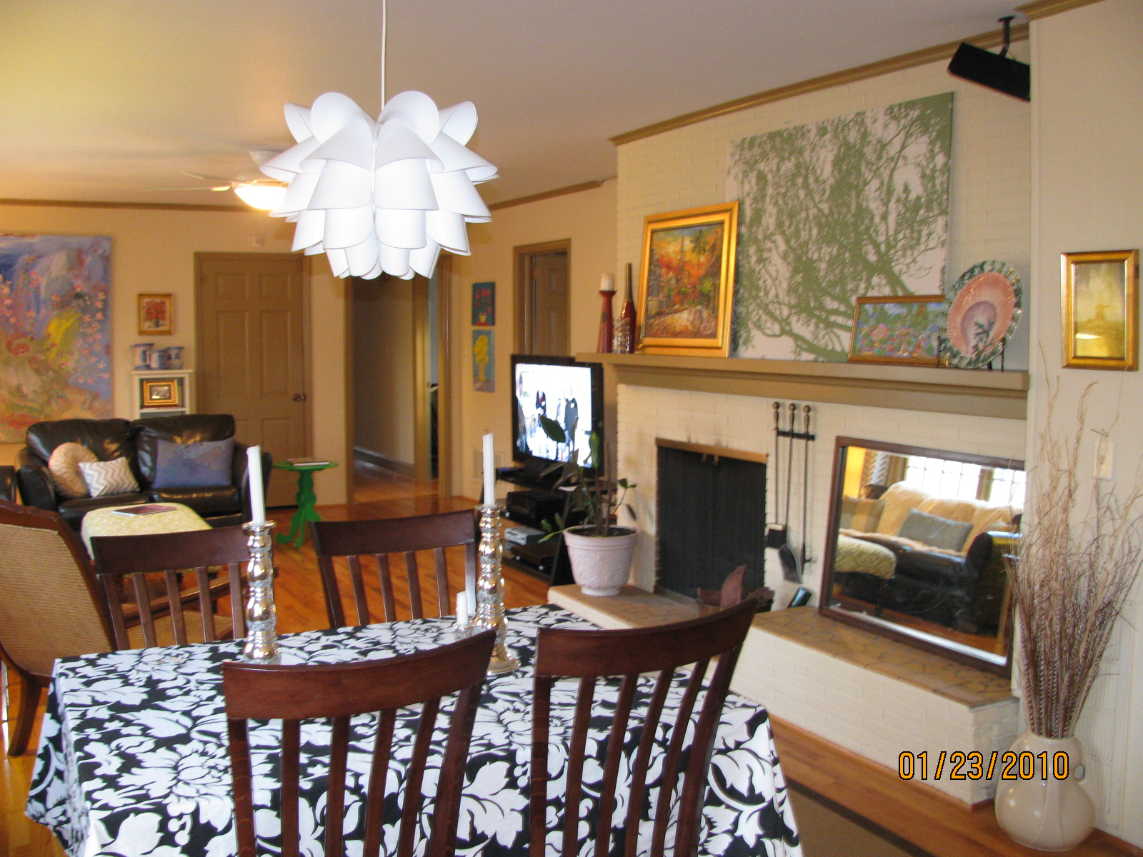 Art Wine And Design: Den Remodel And How To Fix Wood Paneling. Full resolution  photograph, nominally Width 1600 Height 1200 pixels, photograph with #714526.