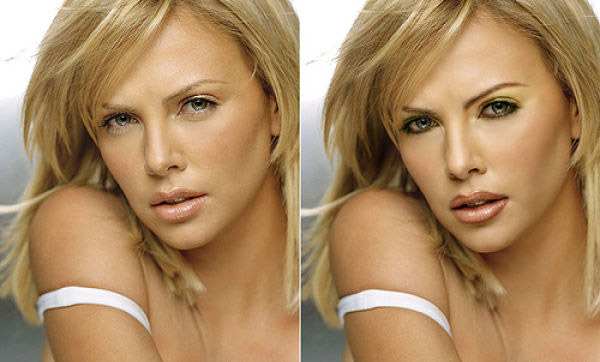 hot celebrities pics charlize theron sexy pics photoshopped photos wallpapers hot hollywood celebrities