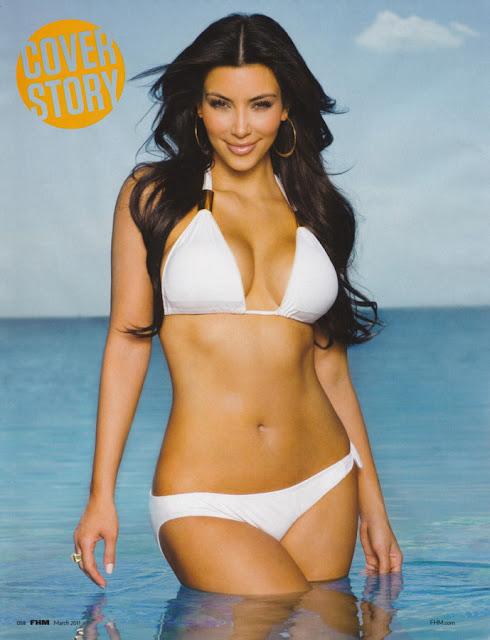 Kim Kardashian hot 2011
