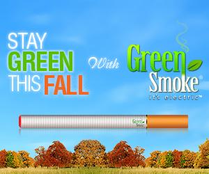 green smoke=