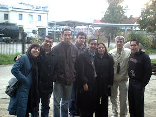 Delegación mexicana en Polonia