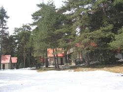 Базата на Боровец