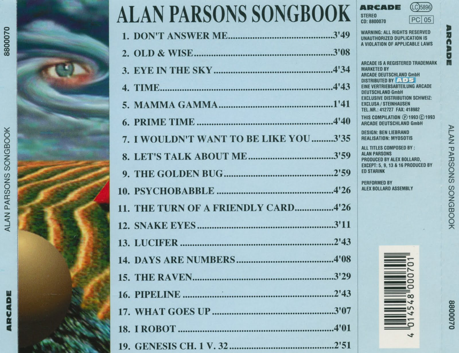 bol.com   The Essential Alan Parsons Project (Songbook ...