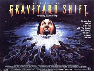 Piatková hororová noc - graveyard shift / nočná smena