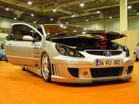 Modified+Custom+Peugeot+307 Peugeot 307 Tuning