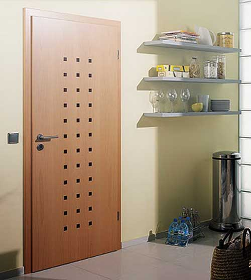 Minimalist door design for interior and exterior for Minimalist door design