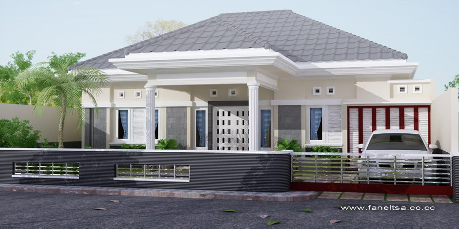 3d minimalis house designs home designs interior home for Design minimalis