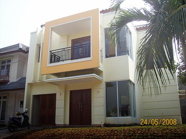 Minimalist design house 2nd floor interior home designs for Small house design 2nd floor