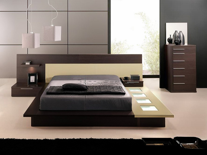 Minimalist designs modern bedroom furniture rilex house - Furniture design for bedroom ...