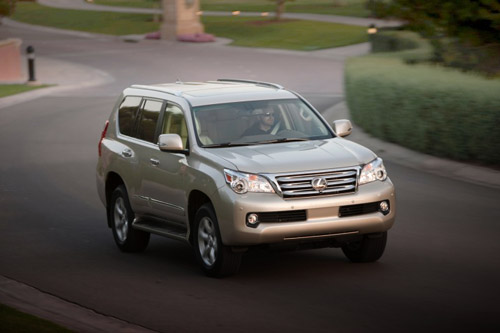 After this debacle the toyota halts lexus suv has
