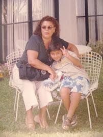 Matias y su madre