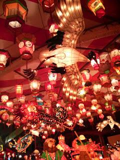 長崎のランタンフェスティバル