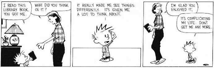 Image result for calvin hobbes puritanism