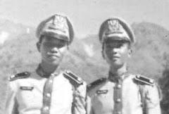 SVSQ Vũ Nhật Minh & Hồng Xuân Minh