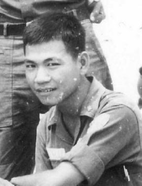 SVSQ Lê Thanh Tùng Khóa 10B72 SQTB