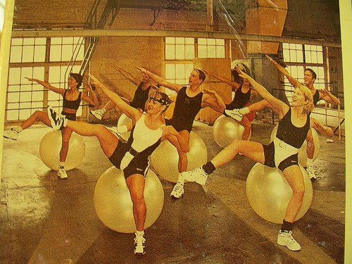 Cranky Fitness This Video Makes Me Miss The 80s