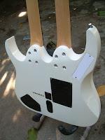 gitar custom double neck