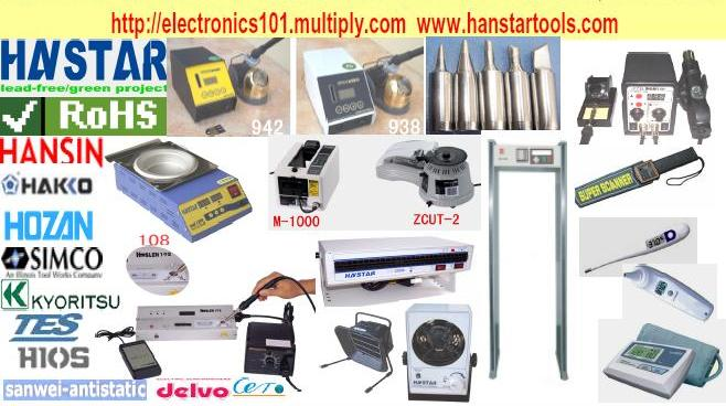 Soldering, Anti-Static, ThermoMeters Philippines