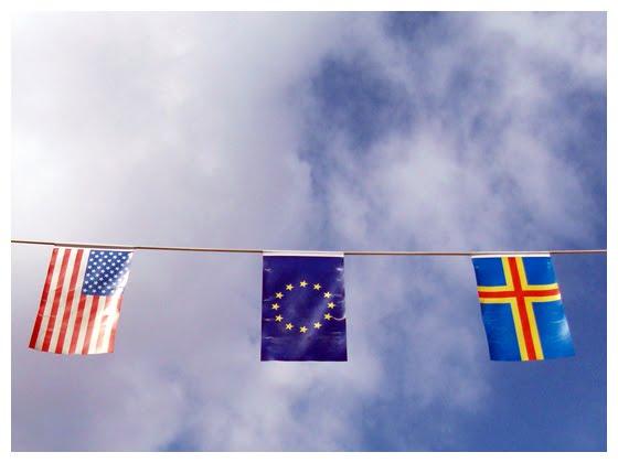 Åland, ett projekt