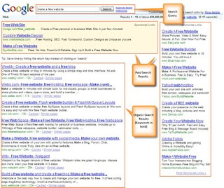 SERP or Search Engine Result Page