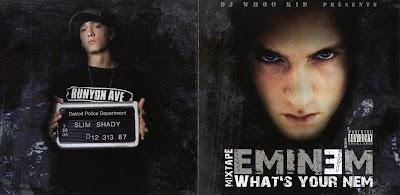 [专辑下载]Eminem - Whats Your Nem(2009)remix - chanel115 - 欧美音乐下载.....