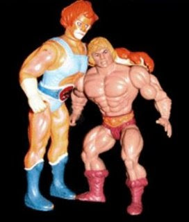 Thundercats on Bonecos Do He Man E Thundercats