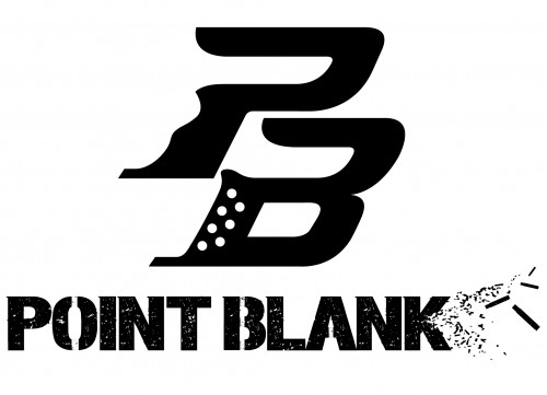 point blank indonesia. logo point blank indonesia