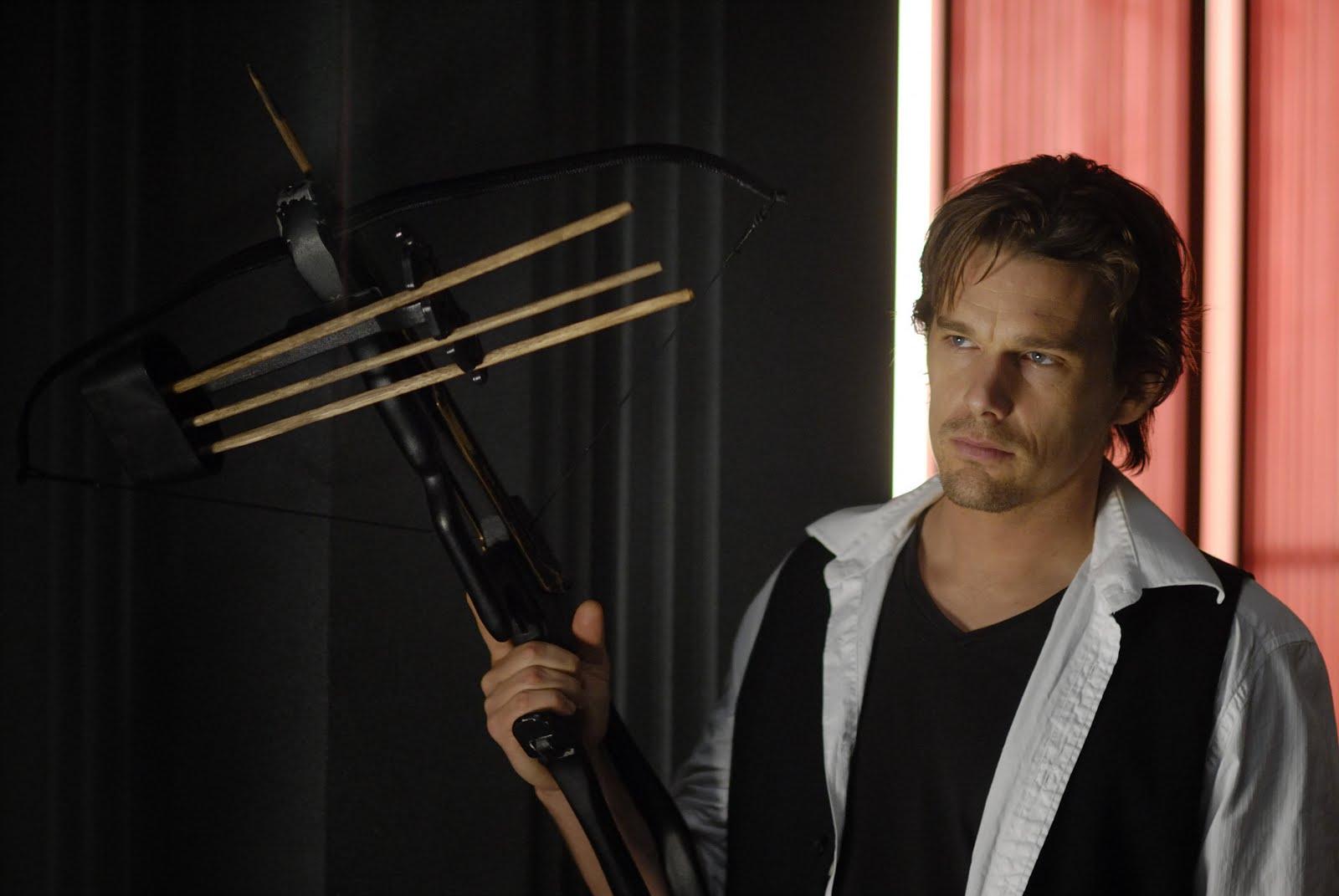 Ethan Hawke se incorpora al reparto de 'Valerian', de Luc Besson