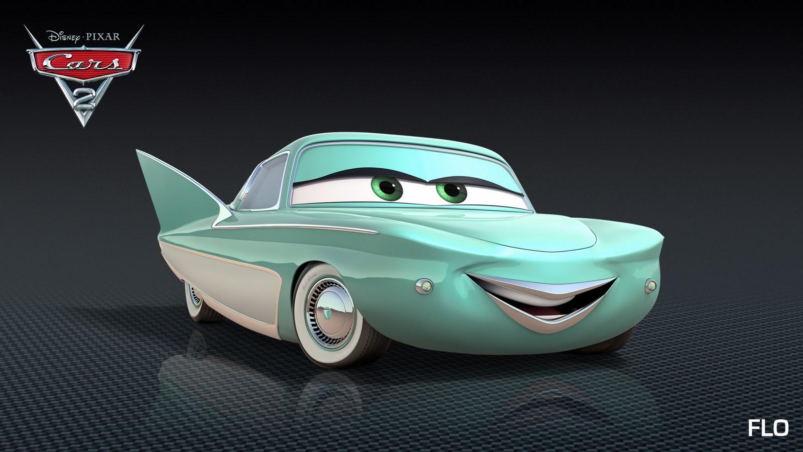 Cars 2 Cartoon Characters Names : Os presentamos todos los personajes de cars � no es
