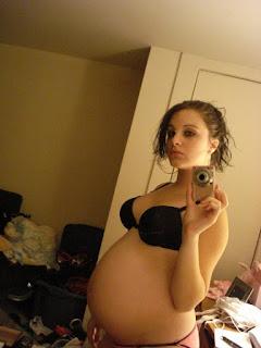 Selfshot Pregnant