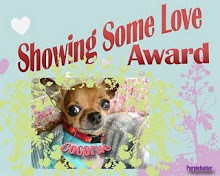 SHOWING SOME LOVE AWARD