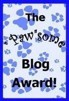 PAWSOME AWARD