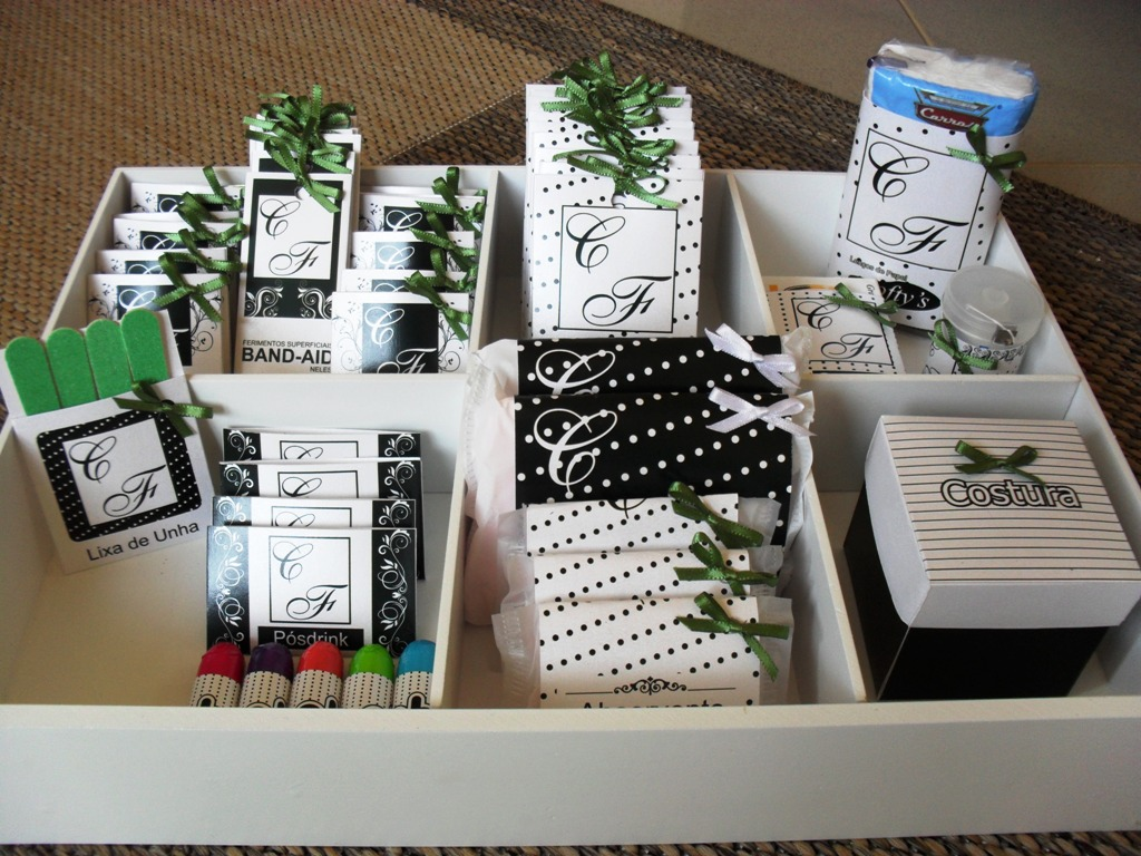 Kit Toalete Casamento Brasilia : Caixa casamento kit toalete produtos personalizados