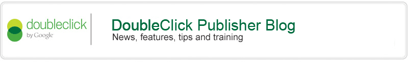 DoubleClick Publisher Blog