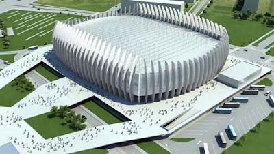 The Zagreb Arena