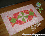 Candy Table Runner