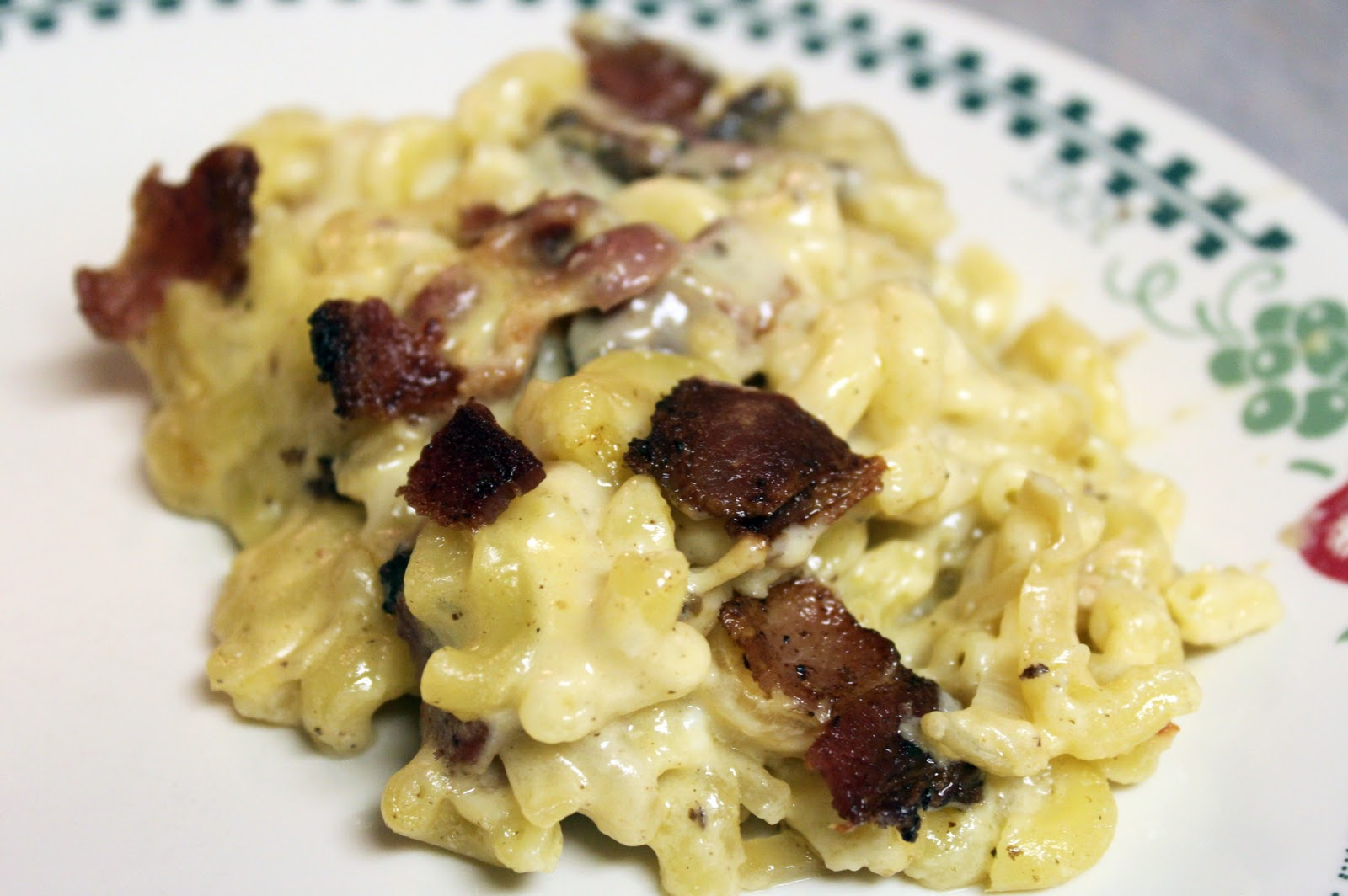 The World According to Jiggle: Fancy Pants Mac and Cheese