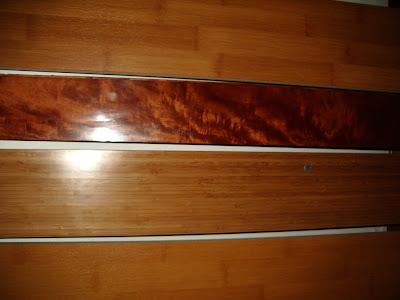 Diseño interior: pisos de madera natural y laminada
