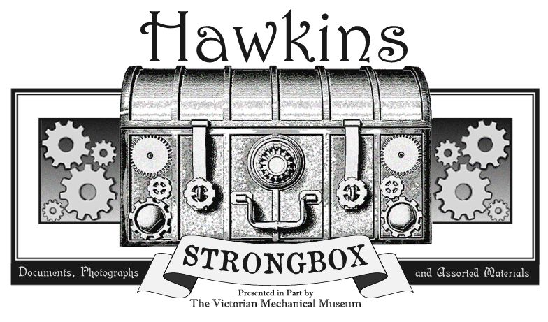 The Hawkins Strongbox Chronology