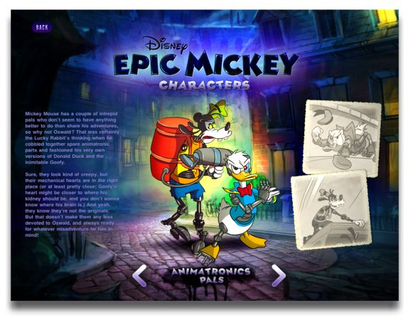 epic mickey tales of wasteland