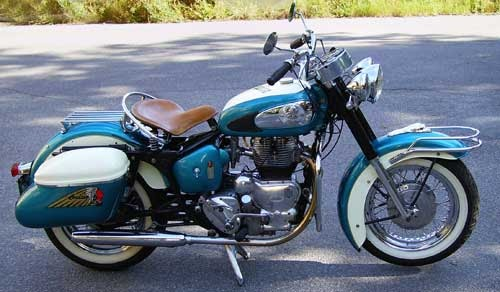 RoyalEnfields.com: Royal Enfield Chief is a fond memory