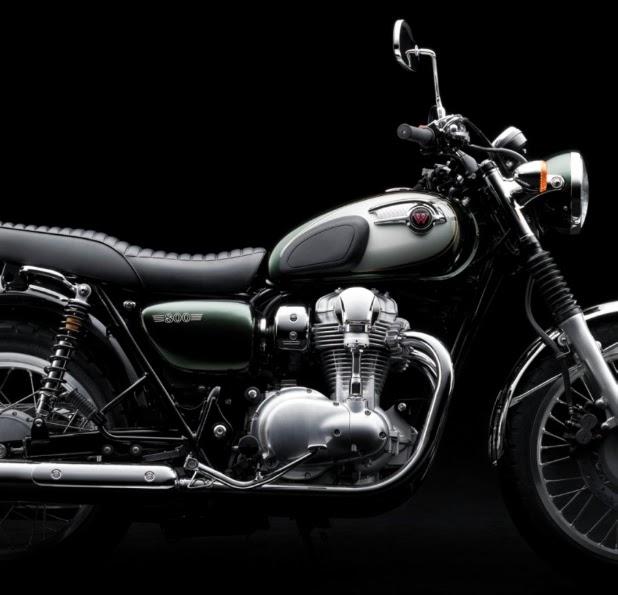 Royal Enfield Motorcycles: Kawasaki W800 competition for ...