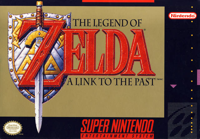 Todas las sagas de The legend of Zelda [MF]
