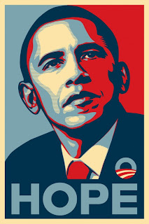 Barack Obama, Prix Nobel de la Paix - Obama presidential campaign - Obama Hope