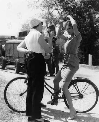 Brigitte Bardot - Bardot - BB, La femme et le pantin, Le Mépris, par Vadim, Viva Maria, Le repos du guerrier, Gainsbourg : Bonnie and Clyde - Gainsbourg, une vie héroïque, Bardot jouée par Claudia Schiffer - Blog with a View - Thierry Follain