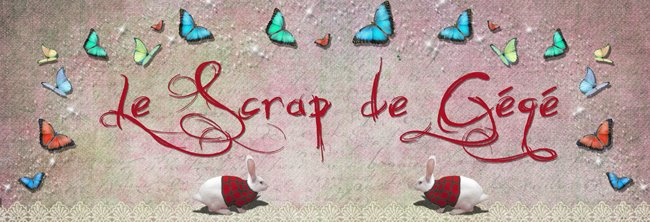 Le Scrap de Gégé