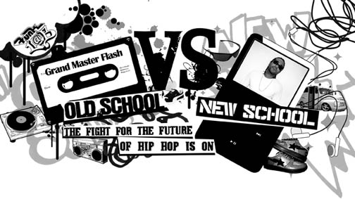 old school music vs new school music I have argued at different fora that the current crop of musicians are so much 'untrained' and unprofessional as there are little or nothing to gain from their music.